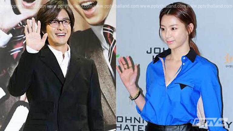 """วิวาห์ฟ้าแลบ!""""เบยองจุน"""" พระเอกในตำนาน ประกาศแต่งงานกับ """"ปาร์คซูจิน"""""""