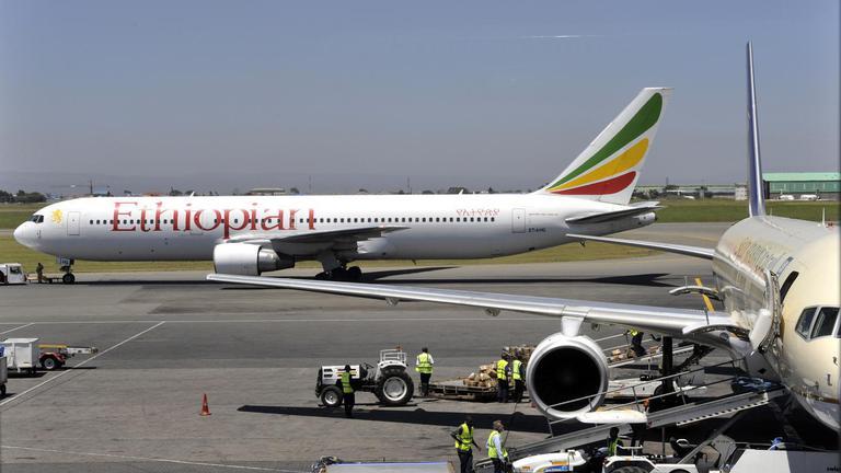 """""""เอธิโอเปียนแอร์ไลน์"""" ยืนยัน โบอิ้ง 737 โหม่งโลก ดับยกลำ 157 คน"""