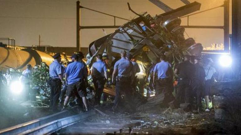 รถไฟตกรางในเพนซิลเวเนีย ดับ5 เจ็บอื้อ