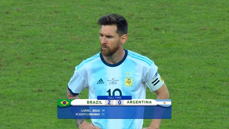 โคปา อเมริกา 2019 | บราซิล 2-0 อาร์เจนตินา | 3 ก.ค. 62