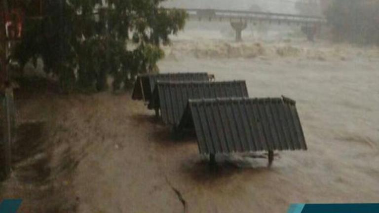เร่งรับมือพายุเข้า ทร.ส่งหน่วยซีลช่วยปชช.