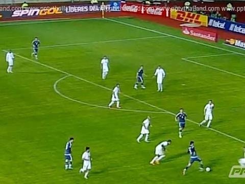 อาเกวโร ซัดประตูโทน อาร์เจนฯ ชนะอุรุกวัยเป็นจ่าฝูงฟุตบอลโกปา