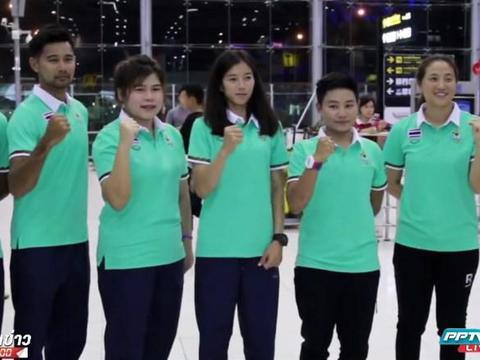"""""""สุธิยา"""" นำทัพนักกีฬาไทยบินลุยศึกโอลิมปิก"""