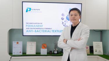 """""""เพอร์มา"""" ผู้คิดค้นและเจ้าของนวัตกรรม """"เส้นใยเพอร์มา"""" รายเดียวในเอเชีย ผลิตหน้ากากผ้าทางการแพทย์ ช่วยคนไทยสู้ศึก COVID-19"""