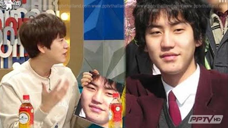 """""""คยูฮยอน SJ"""" สาบาน! ไม่เคยศัลยกรรมส่วนอื่นนอกจากทำตา2ชั้น"""
