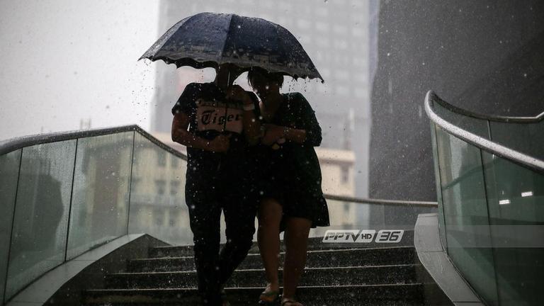 วันนี้ กทม. ฝนตก 30%ของพื้นที่