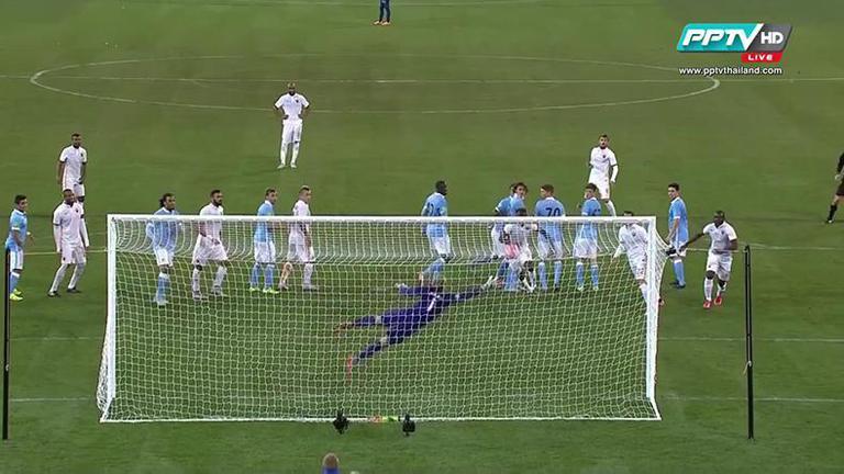 ไฮไลท์ ICC : โจฮาร์ทฮีโร่ยิงเซฟพาซิตี้เฉือนโทษโรม่า 5-4