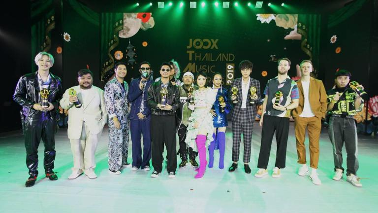 "ผลรางวัล ""JOOX Thailand Music Awards 2019"""