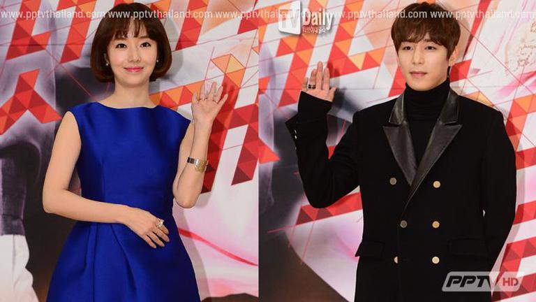 """First Kiss! นางเอกสาว """"อีจองฮยอน"""" เสียจูบแรกในชีวิตให้กับ """"จินอีฮัน"""""""
