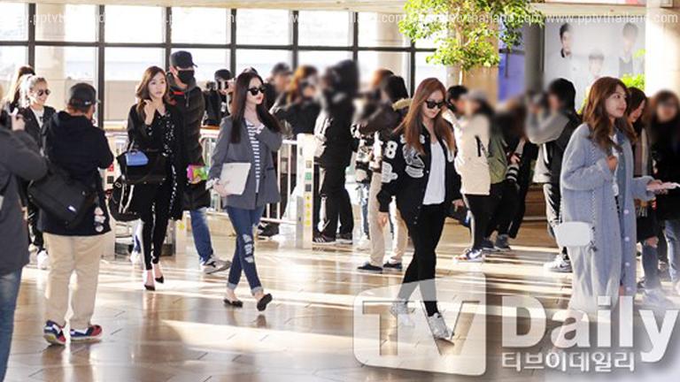 คลิปแฟชั่นสุดคูลสาวๆ Girls' Generation ก่อนแลนดิ้งเจแปน