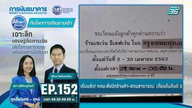 Money Morning ทันโลกการเงินยามเช้า | 2 เม.ย. 63