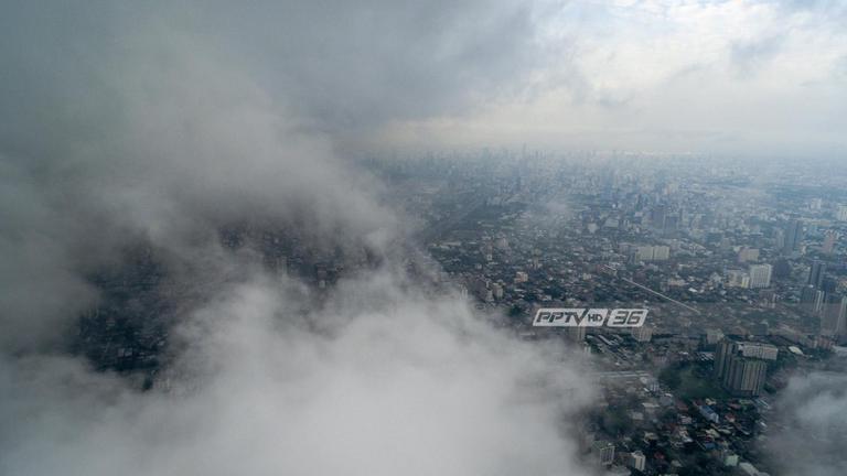 อุตุฯเตือนปชช.รับมือฝนตกหนักเสี่ยงน้ำท่วม