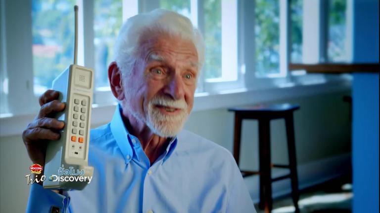 """ชั่วโมง Discovery ตอน นวัตกรรมเปลี่ยนโลก """"กำเนิดเครื่องมือสื่อสาร"""""""