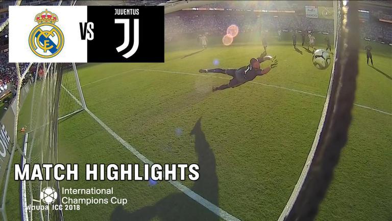 ไฮไลท์ฟุตบอล ICC 2018 | เรอัล มาดริด 3 - 1 ยูเวนตุส | 5 ส.ค. 61