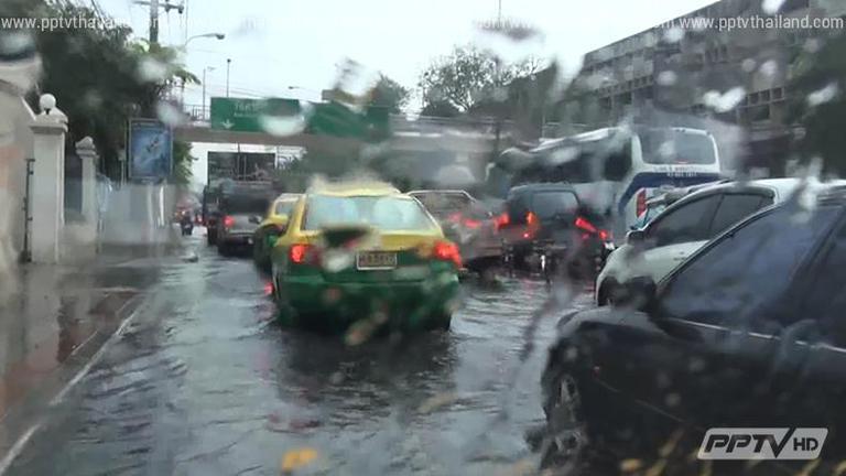 คนกรุงฯเตรียมรับมือฝนกระหน่ำ ถึง27มี.ค.