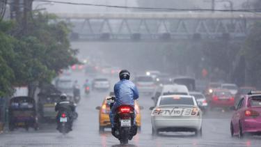 อุตุฯเผย ฝนตกทั่วกรุงเทพฯร้อยละ 60