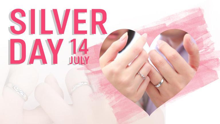 14 กรกฎาคม วัน Silver Day ของเกาหลี : ทุกๆวันที่ 14 คือวันพิเศษ