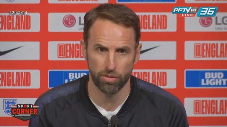 """""""เซาธ์เกต"""" ยัน """"แรชฟอร์ด"""" หายเจ็บไม่ทันช่วย """"อังกฤษ"""""""