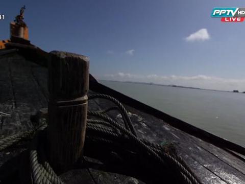 เข้มข่าวค่ำ : นั่งเรือล่องแม่น้ำกาลดาน เส้นเลือดสายหลักรัฐยะไข่