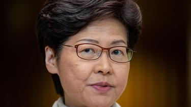 """""""แครี่ แลม"""" ชี้ชุมนุมใหญ่ 8 แสนคน สะท้อนเสรีภาพในฮ่องกง จี้ต่างชาติเลิกแทรกแซง"""