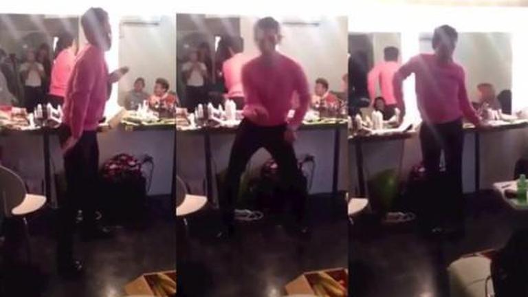 ท็อป BIG BANG โชว์ท่าเต้นส่ายสะโพกสุดเซ็กซี่ ฉลองวันดีเดย์เปิดตัวเพลงใหม่