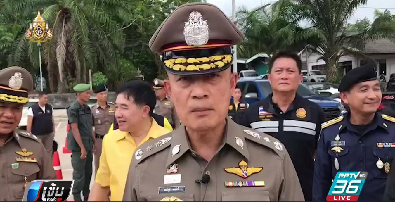 """ผบ.ตร.ให้กำลังใจตำรวจชั้นผู้น้อย ปมคลิปอ้าง""""เพื่อนโชค""""ไม่พกใบขับขี่"""