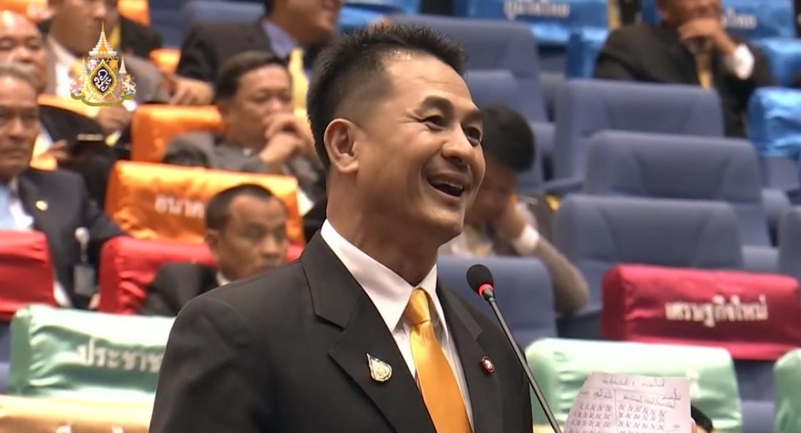 """เพื่อไทย ท้วง ผลคะแนนรองประธานสภาฯคนที่ 2 จี้ """"ชวน"""" สั่งสอบย้อนหลัง"""