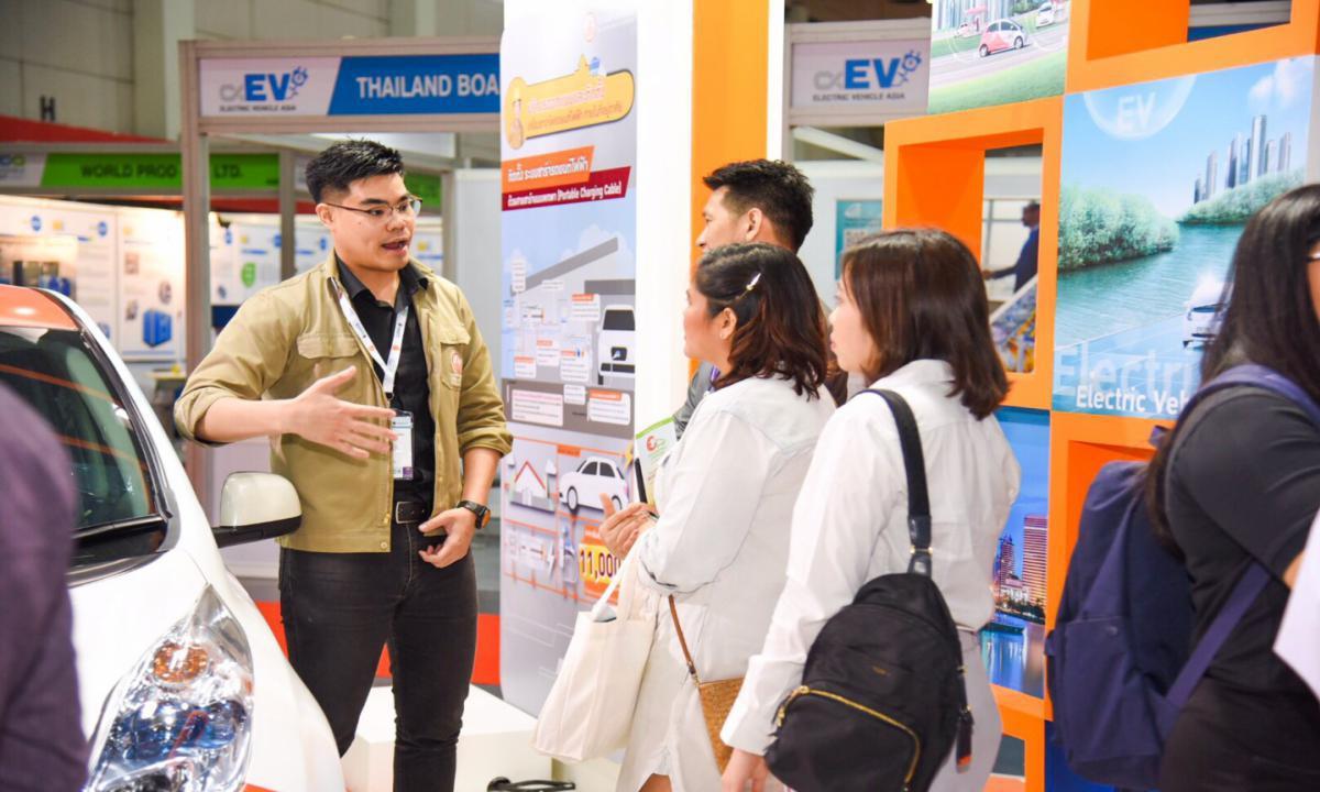 กฟน. ร่วมสนับสนุนและโชว์นวัตกรรม EV ในงาน iEVTech 2019 พร้อมรุกตลาดติดตั้งเครื่องชาร์จยานยนต์ไฟฟ้าราคาพิเศษ