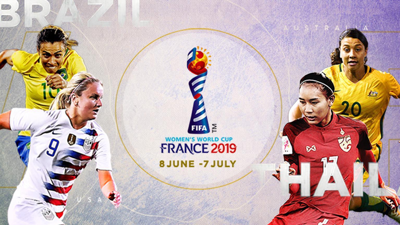 กูเกิ้ลเปลี่ยนโลโก้ ต้อนรับบอลโลกหญิง 2019