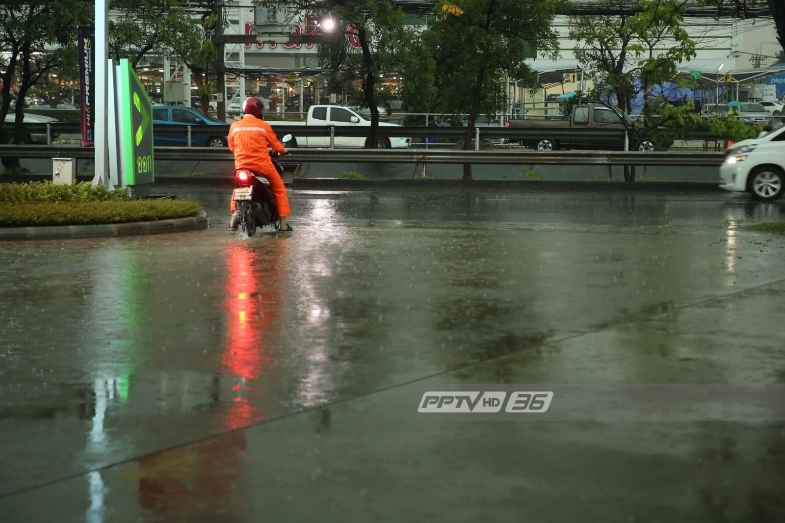 อุตุฯเผยระวังกรุงเทพฯมีฝนร้อยละ 60 ของพื้นที่