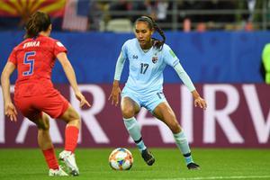 """""""โค้ชหนึ่ง"""" เผย นักเตะสุดผิดหวังหลังแพ้สหรัฐฯ 0-13 นัดเปิดสนาม ฟุตบอลโลกหญิง"""