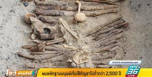 พบหลักฐานมนุษย์เริ่มใช้กัญชาไม่ต่ำกว่า 2,500 ปี