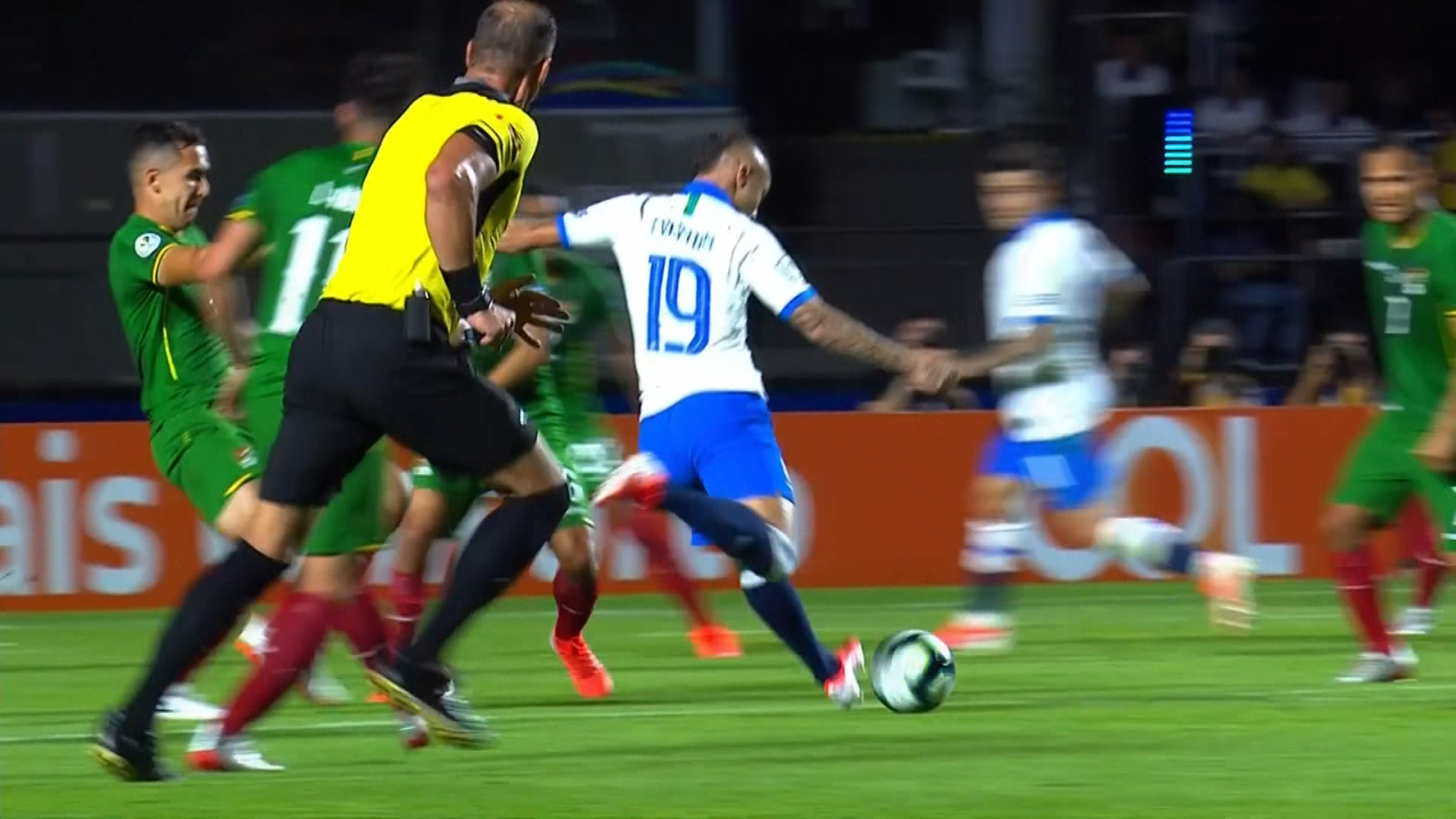 """#เคาะหลังเกม """"บราซิล"""" ชนะ """"โบลิเวีย"""" 3-0"""