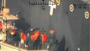 """สหรัฐฯงัดหลักฐานใหม่อ้าง""""อิหร่าน""""โจมตีเรือน้ำมัน จ่อ เสริมทหารอีก1,000 นาย"""