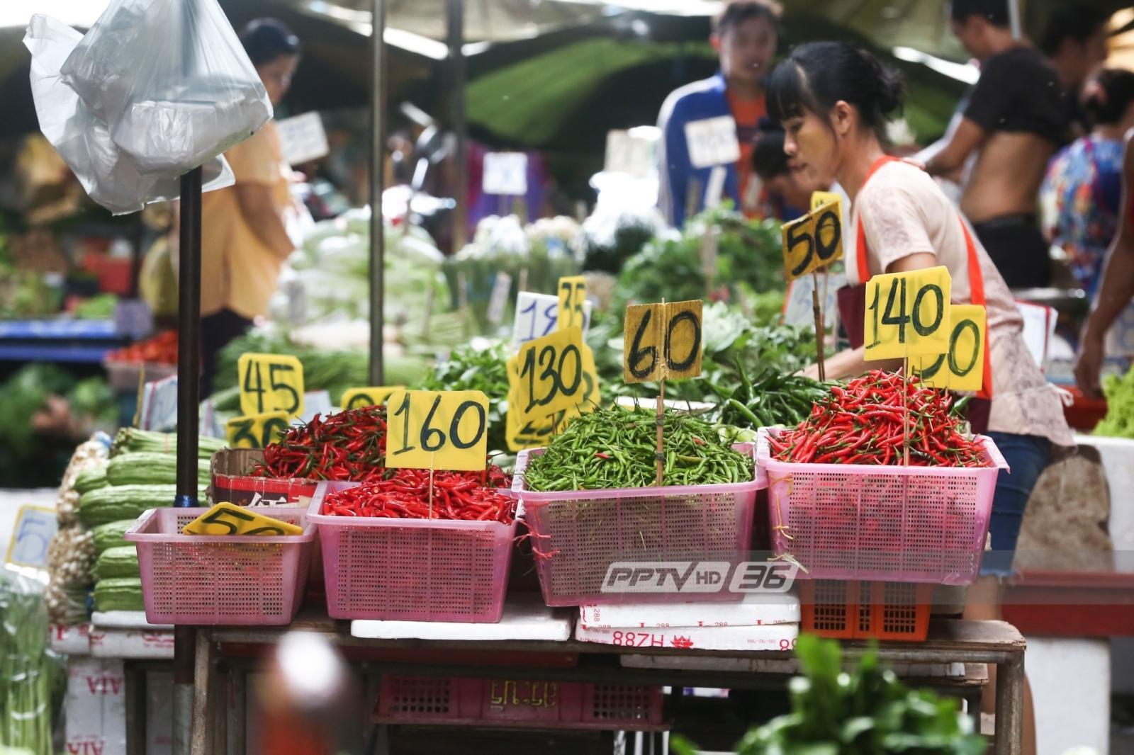 อาหาร-เครื่องดื่ม แพงขึ้น 3.12% แต่น้ำมันถูกลง ดึงเงินเฟ้อโตชะลอตัวลง 0.87%
