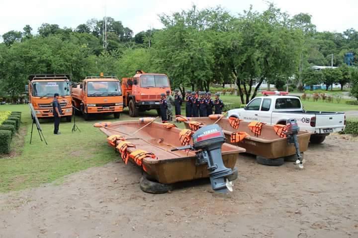 ผบ.ทสส.สั่งกำลังพล-ยุทโธปกรณ์ เตรียมพร้อมช่วยประชาชนจากพายุ