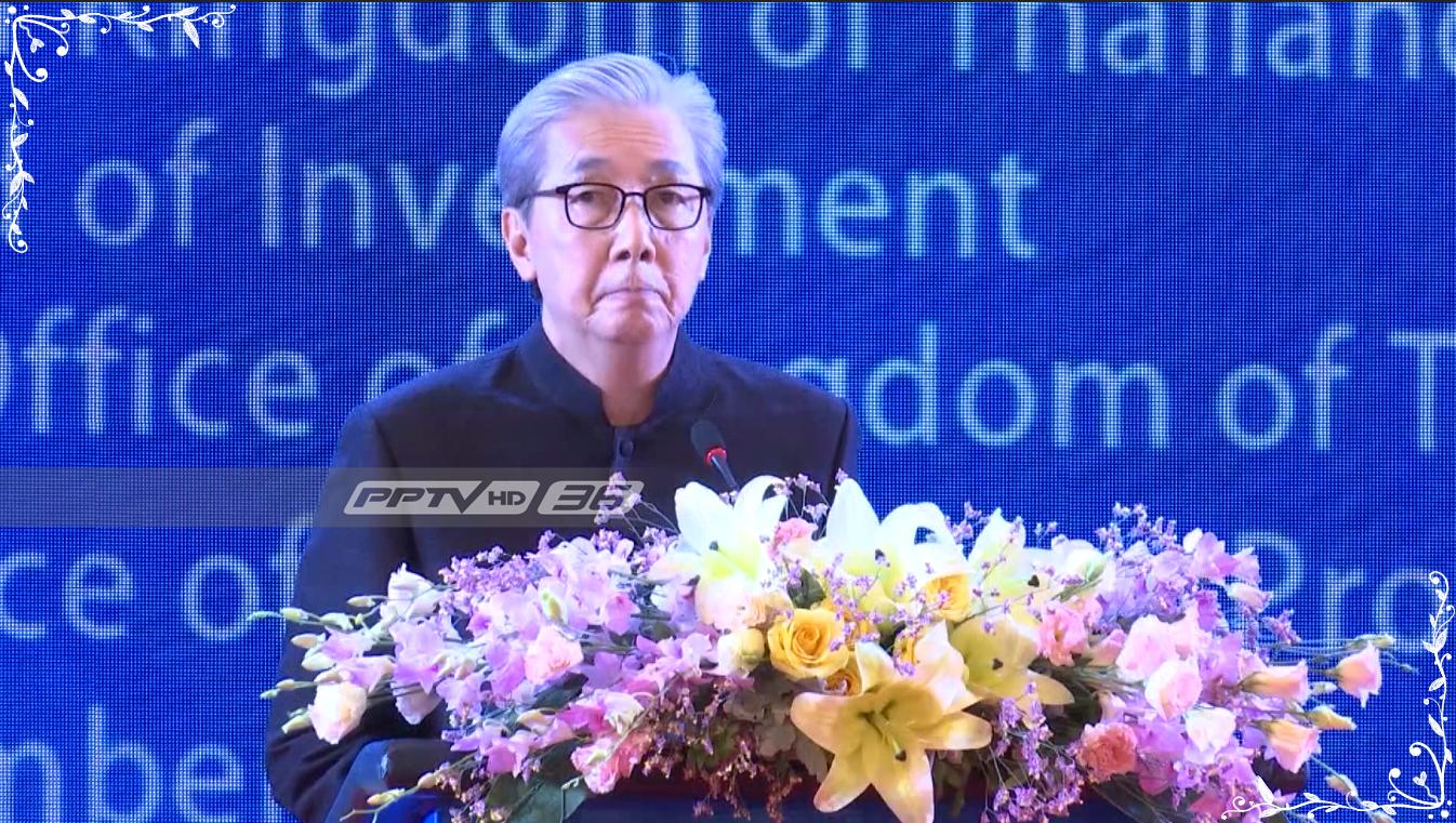 """""""สมคิด"""" ชี้ ธ.โลก หั่นจีดีพีไทย เพราะเศรษฐกิจโลกแย่ เชื่อได้รัฐบาลใหม่จะดีขึ้น"""