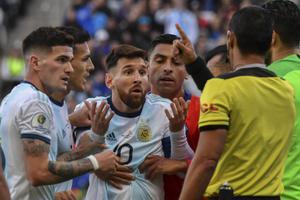 "CONMEBOL แบน ""เมสซี่"" 1 นัด ปรับ 1,500 เหรียญสหรัฐ ปมกล่าวหาล็อคผลโคปา"