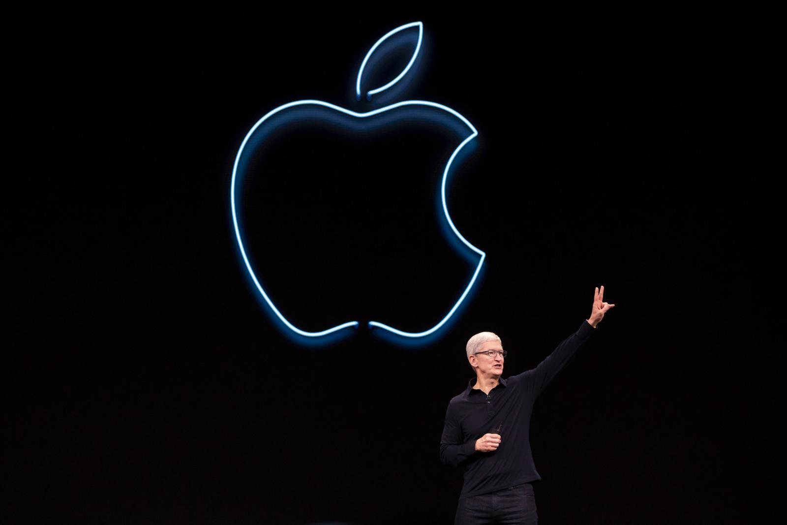 แอปเปิลเผยยอดขายไอโฟนลดลงกว่า 10 เปอร์เซ็นต์