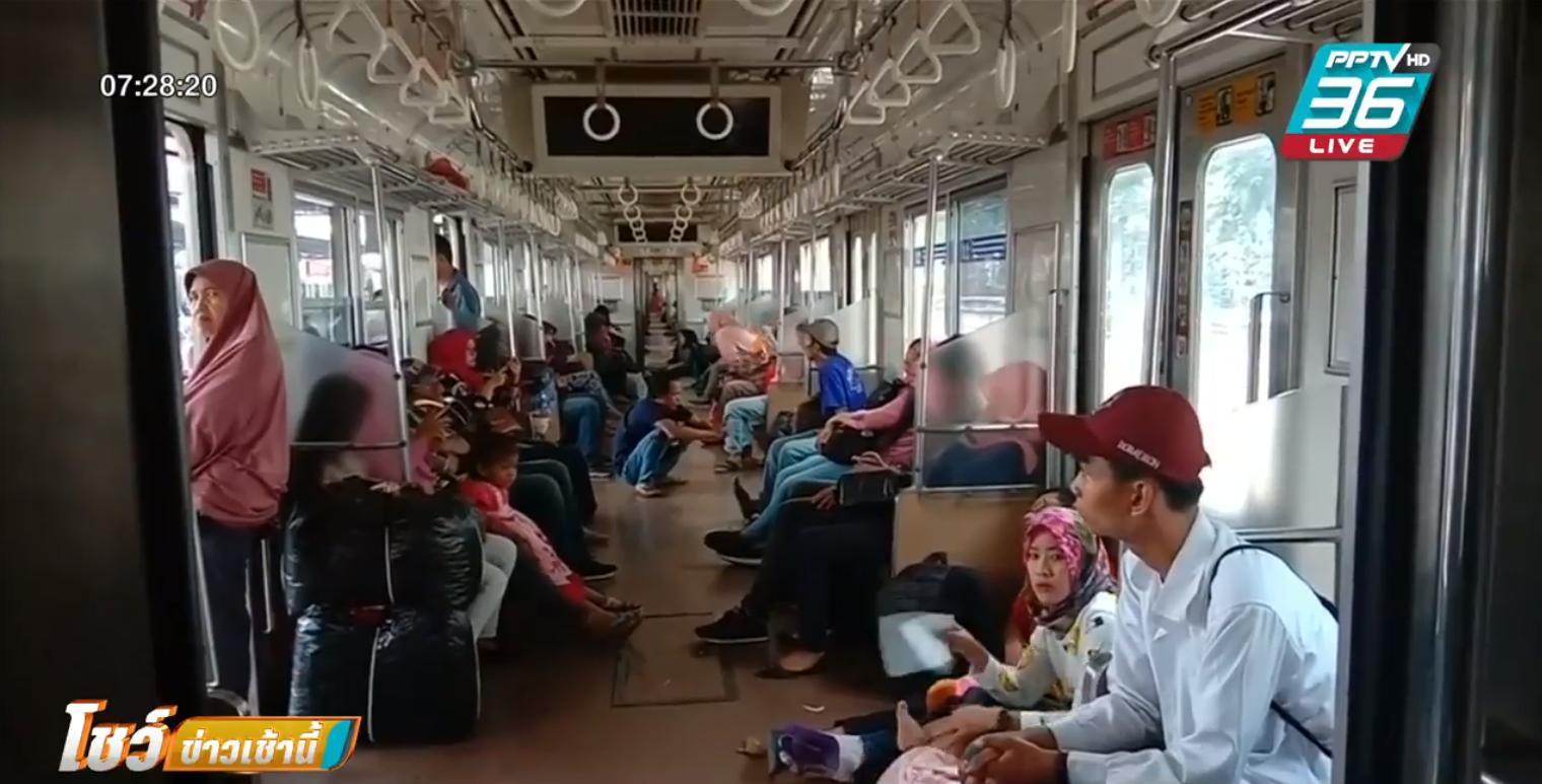 กรุงจาการ์ตาของอินโดนีเซียเผชิญไฟฟ้าดับครั้งใหญ่