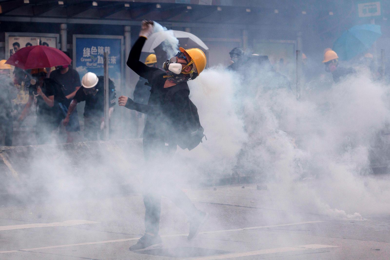 ทางการจีนเตรียมแถลงรอบ 2 สถานการณ์ฮ่องกง