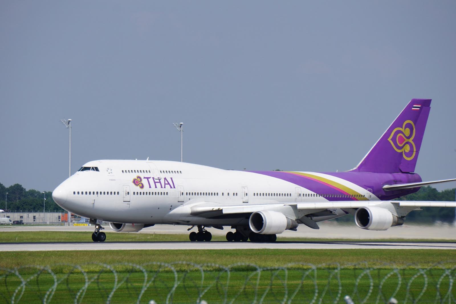 การบินไทย ครึ่งปีขาดทุน  6.8 พันล้านบาท สูงกว่าปีก่อน 122.9%