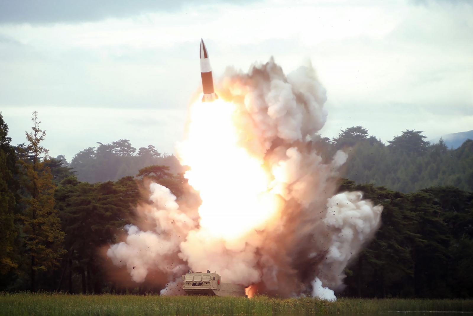 เกาหลีเหนือยิงขีปนาวุธครั้งที่ 7 ในรอบ 2 เดือน