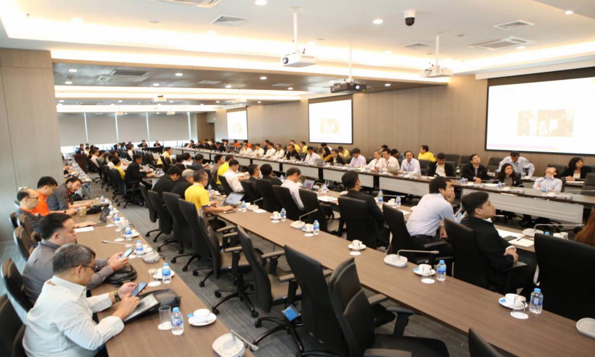 3 การไฟฟ้า จัดประชุมคณะกรรมการปรับปรุงความเชื่อถือได้ของระบบไฟฟ้า ครั้งที่ 50