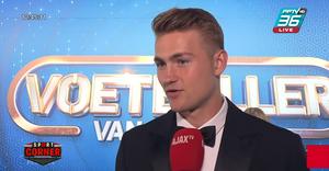 """""""เดอ ลิกต์"""" คว้านักเตะยอดเยี่ยมลีกเนเธอร์แลนด์"""