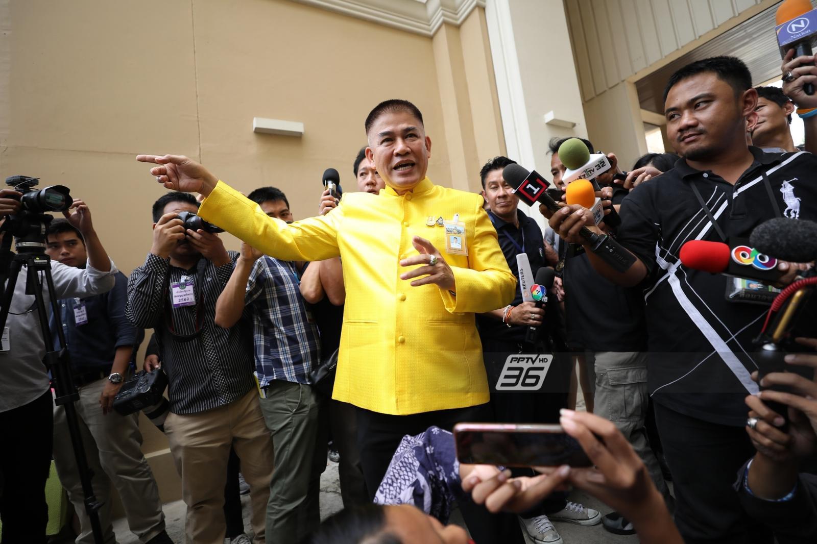 """""""ธรรมนัส พรหมเผ่า"""" เชื่อถูกกระบวนการในไทยดิสเครดิต กรณีสื่อออสซี่แฉพัวพันคดียาเสพติด"""