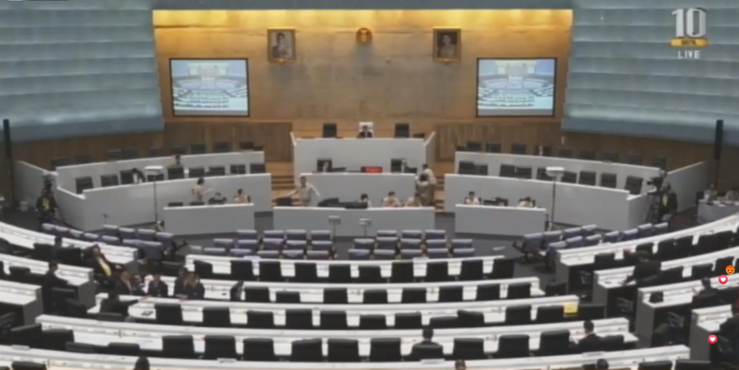 วิปรัฐบาล มั่นใจอภิปรายวันนี้ ปิดประชุมสภาฯไม่เกิน 4โมงเย็น