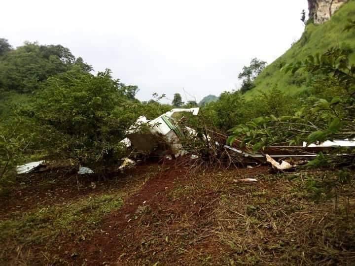 เครื่องบินฝนหลวง ตก อ.ไทรโยค ครูฝึกบิน-นักบินใหม่ เสียชีวิต 2