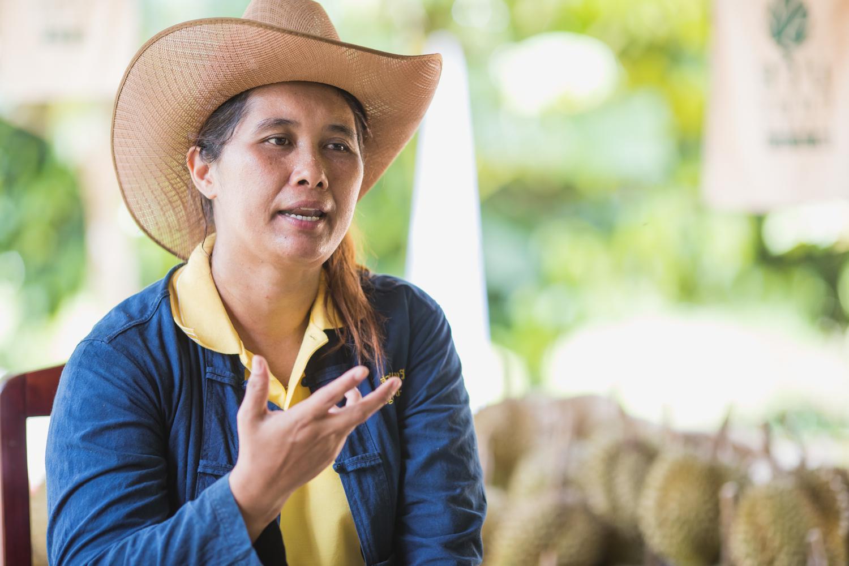 """เรื่องราวของ """"สวนบุญทวี"""" จุดหักดิบจากสวนเคมีสู่พื้นที่เกษตรอินทรีย์ 40 ไร่แห่งจันทบุรี"""