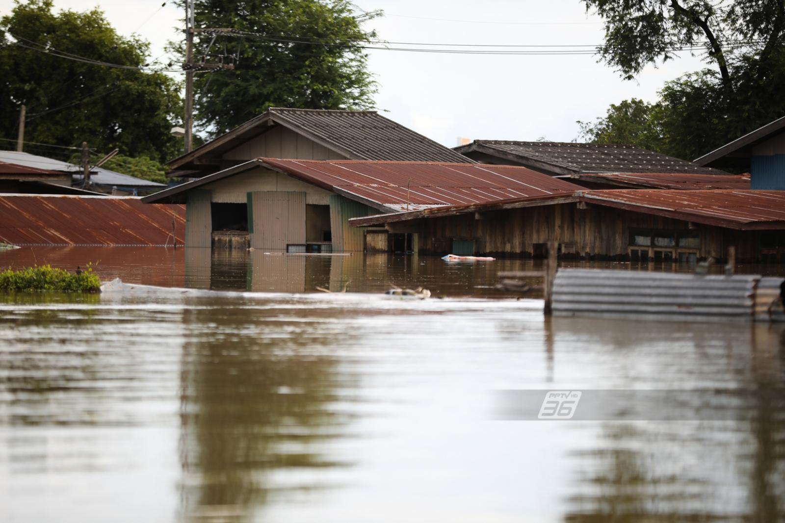 มหาดไทย เผย ยอดผู้ประสบอุทกภัย 29 จังหวัด 4.6 แสนครัวเรือน
